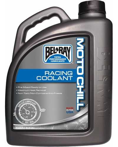 BEL-RAY Moto Chill Racing Coolant 4 litres