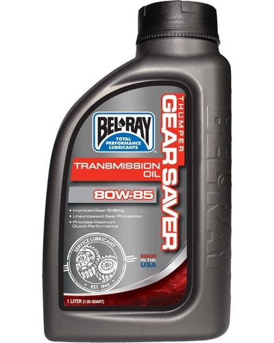 BEL-RAY Thumper Gear Saver Trans 80W85 1 litre