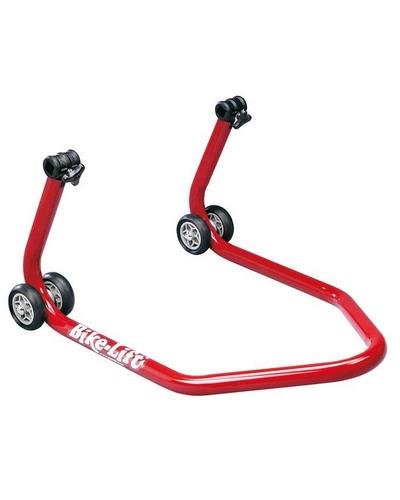 BIKE LIFT  Béquille arrière universelle BIKE LIFT rouge avec supports en  V