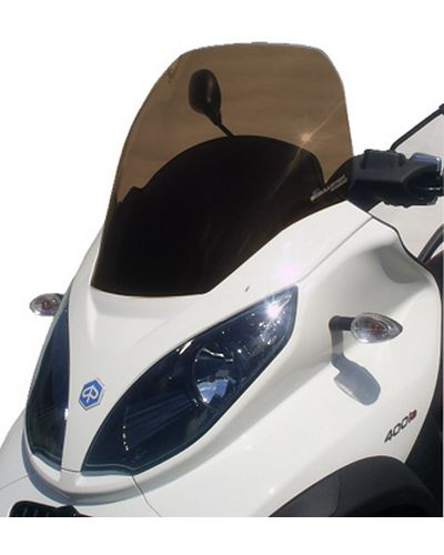 BULLSTER RC Piaggio 125/300/400 MP3 2006-14 MARRON CLAIR