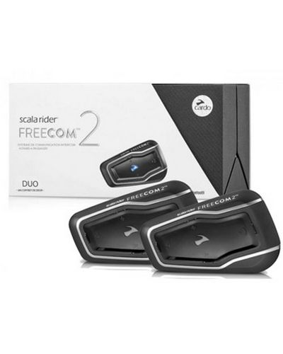 CARDO  Interphone SCALA RIDER FREECOM 2 DUO