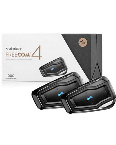 CARDO  Interphone SCALA RIDER FREECOM 4 DUO
