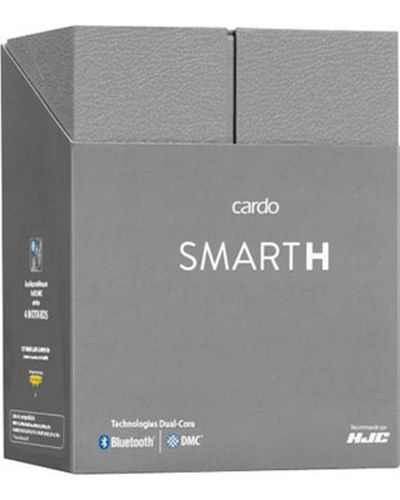 CARDO  Kit main libre Scala Rider SMART-H HJC