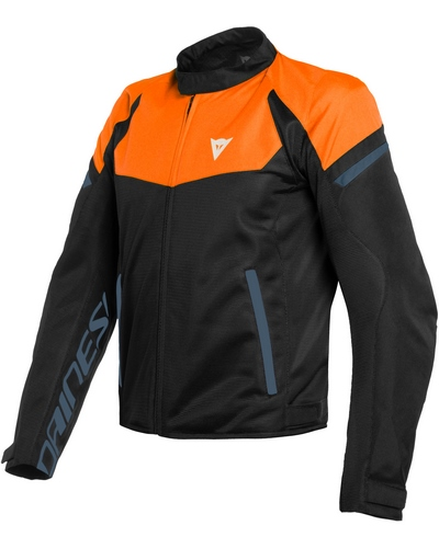 DAINESE Blouson Bora Air Tex noir-orange