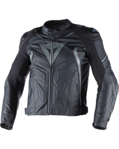 DAINESE  cuir Avro D1 N-ANTHRACITE