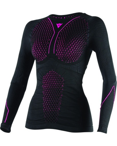 DAINESE  D-Core thermo noir-fuchsia
