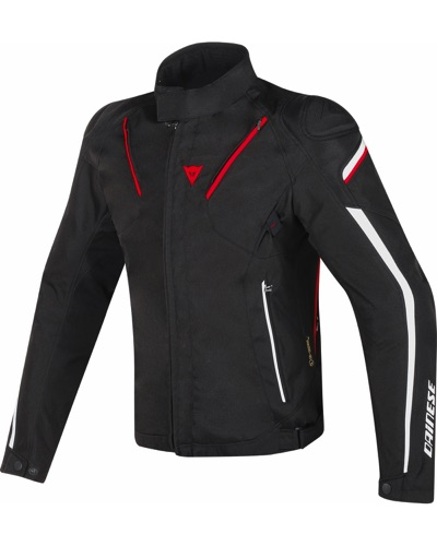 DAINESE  Stream D-Dry N-ROUGE-BLANC