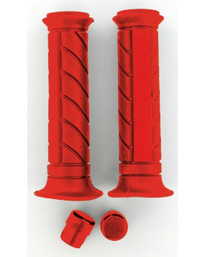 EBC GX002 Galindo Superbike Grips Red