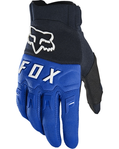 FOX Dirtpaw bleu