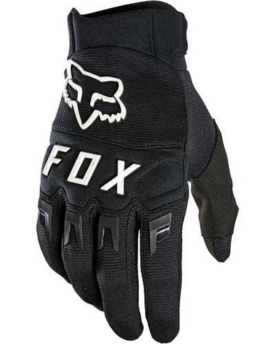 FOX Dirtpaw noir-blanc