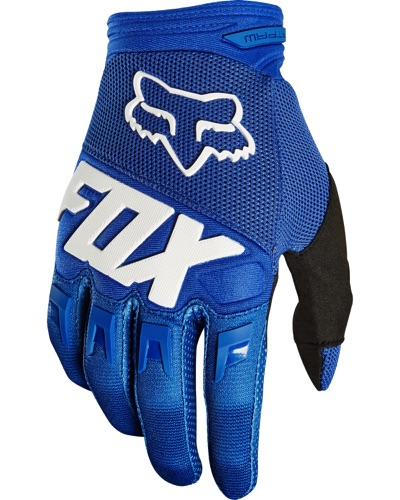 FOX Fox Dirtpaw Race BLEU