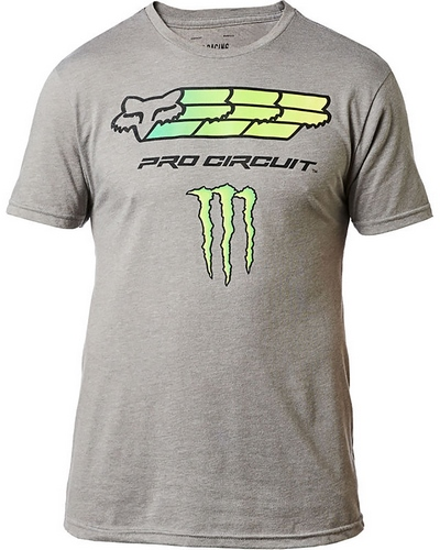 FOX  Fox Monster Pro Circuit gris