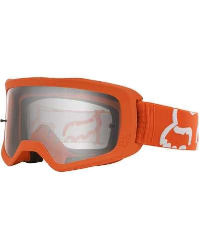 FOX  Main II Race enfant orange
