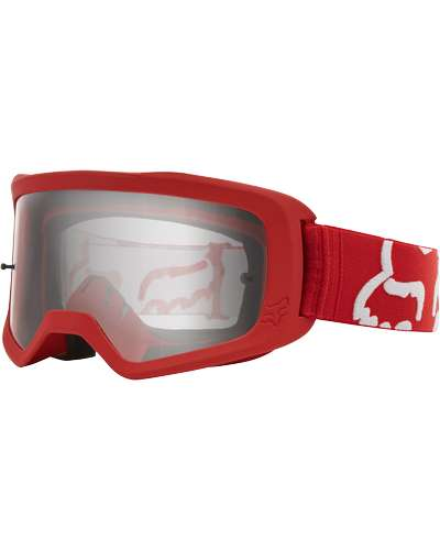 FOX  Main II Race enfant rouge