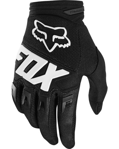 FOX  Youth Dirtpaw Race NOIR