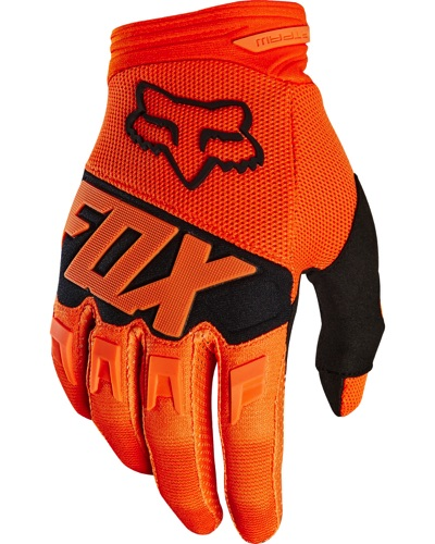 FOX  Youth Dirtpaw Race ORANGE