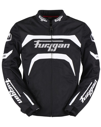 FURYGAN  Blouson Arrow Vented N-BLANC