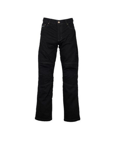 FURYGAN D02 Denim strech noir