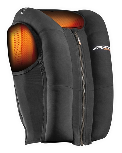 IXON  IX-Airbag U03 noir-orange