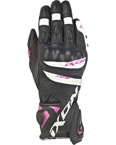 IXON  RS Tempo Air lady noir-blanc-fushia