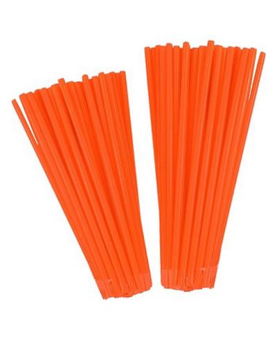 MAD Couvres rayons X80 orange fluo