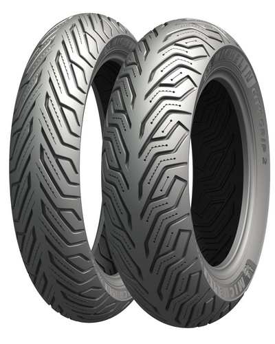 MICHELIN 120/70 - 12 M/C 58S REINF CITY GRIP 2  TL