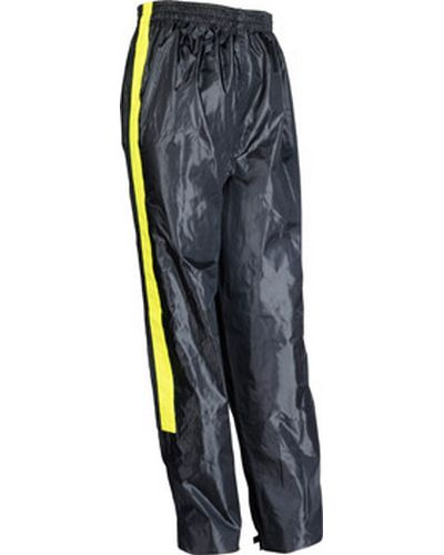 MOTOMOD SURPANTALON CITY NOIR-JAUNE