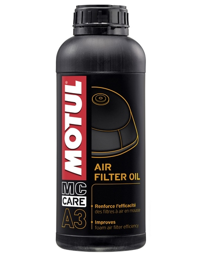 MOTUL A3 Air-Filter Oil 1 litre
