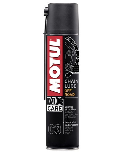 MOTUL C3 Chain-Lube Off-Road Aerosol 400ml