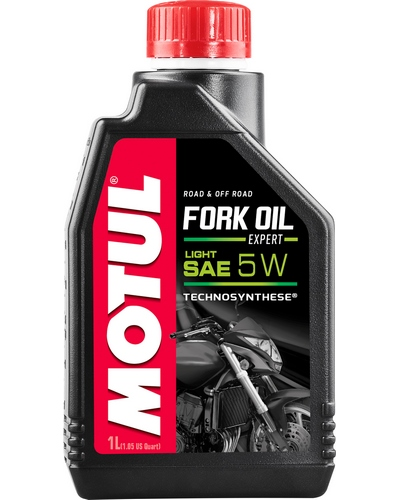 MOTUL Fourche EXPERT 5W Light 1 litre