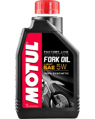 MOTUL Fourche Factory-Line 5W Light 1 litre