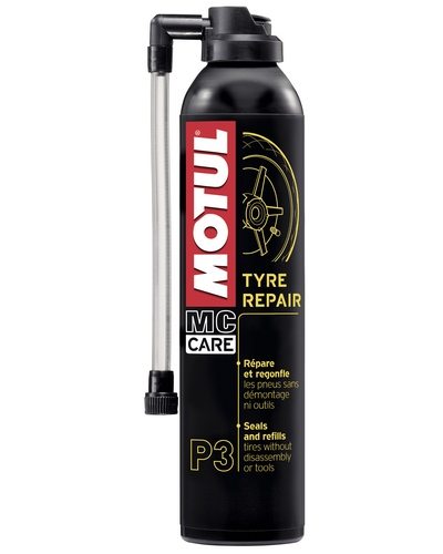 MOTUL P3 Tyre Repair Aerosol 300ml