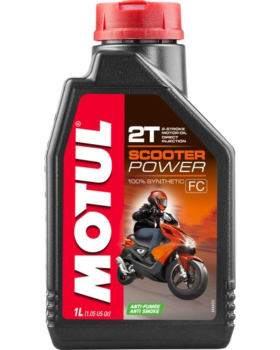 MOTUL SCOOTER POWER 2T 1 litre