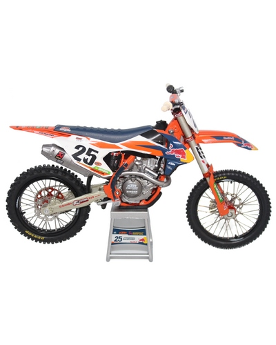 NEW RAY TOYS 1/12 KTM Red Bull SX-F 450 2017 M.Musquin N°25