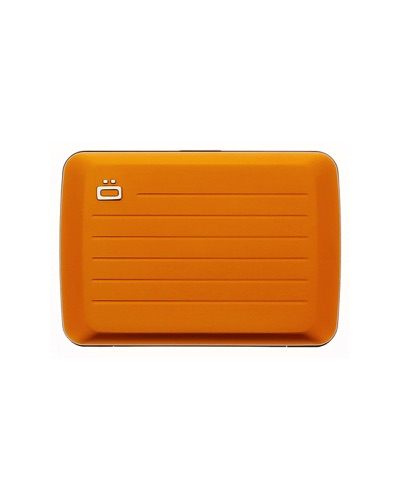 OGON Porte-cartes Stockholm V2 Alu ORANGE