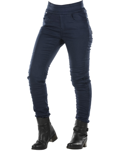 OVERLAP Legging Jane lady bleu