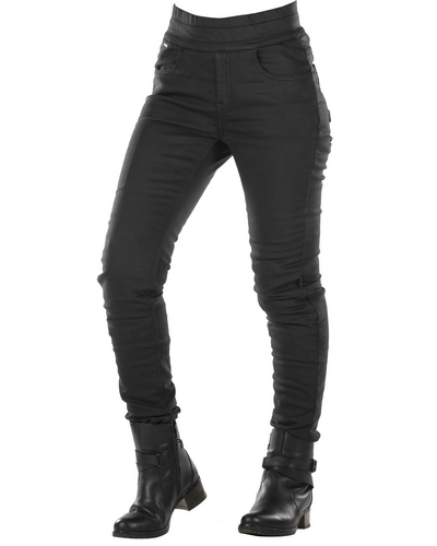 OVERLAP Legging Jane lady noir