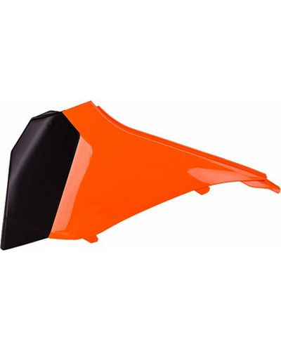 POLISPORT Boitier filtre air EXCF-SX ORANGE KTM OEM