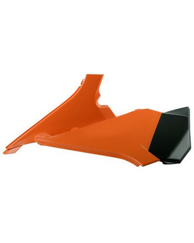 POLISPORT Boitier filtre air SX-SXF ORANGE KTM OEM