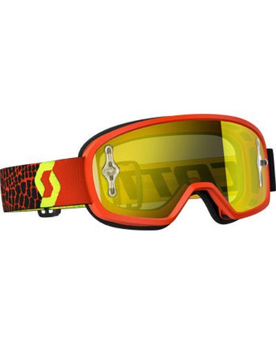 SCOTT Scott Buzz kid MX n-jaune fluo