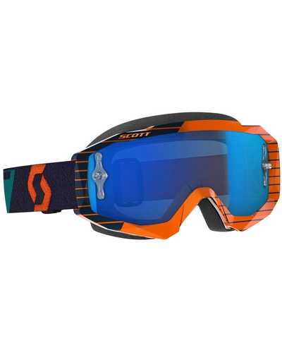 SCOTT  Scott Hustle MX orange-bleu