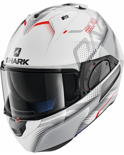 SHARK  Evo One 2 Keenser blanc