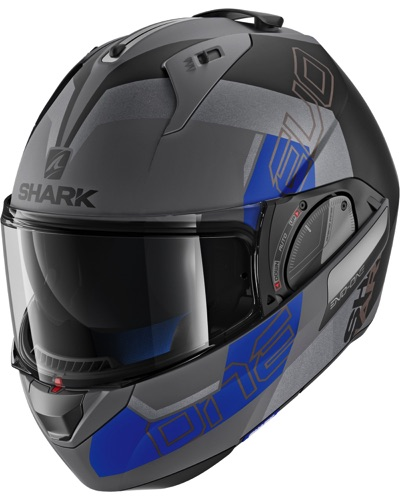SHARK Evo One 2 Slasher gris-bleu