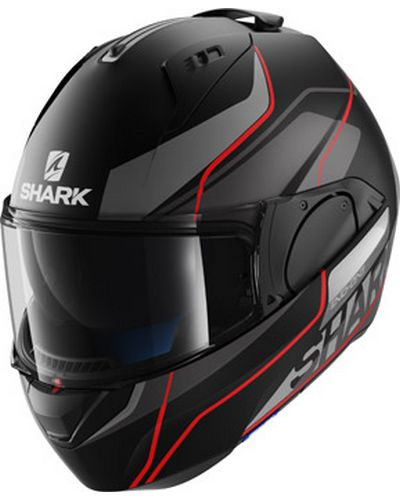 SHARK Evo One Krono noir-rouge