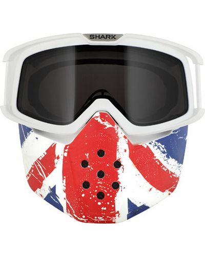 SHARK Mask Raw seul Union Jack