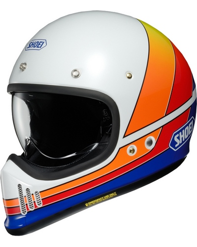 SHOEI EX-Zéro Equation multicolore