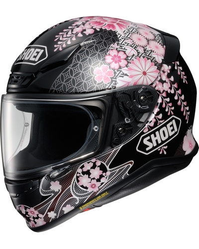 SHOEI NXR Harmonic gris-rose