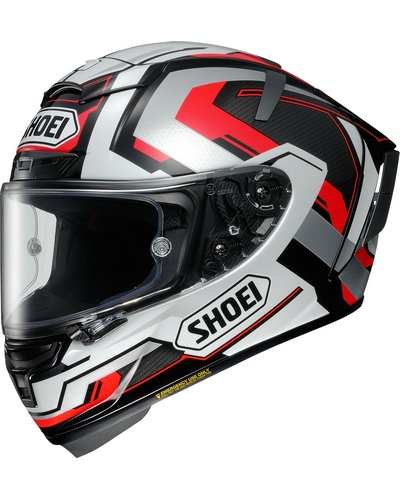 SHOEI  X-Spirit III Brink noir-rouge