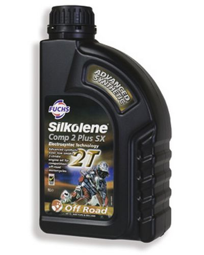 SILKOLENE COMP-2 PLUS SX 10W30
