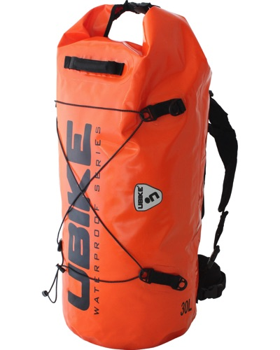 UBIKE  Cylinder Bag 30l ORANGE